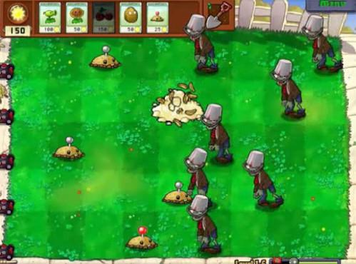 Download-Spiele für PS3: Pflanzen gegen Zombies ©Popcap