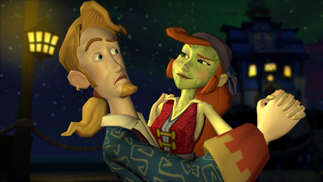 Download-Spiele f�r PS3: Tales of Monkey Island © Telltale Games