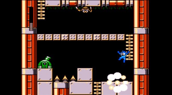 Download-Spiele für Playstation 3: Mega Man 9 © Capcom