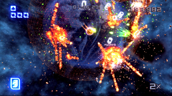 Download-Spiele für Playstation 3: Stardust