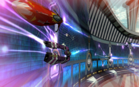 Download-Spiele für Playstation 3: WipEout HD