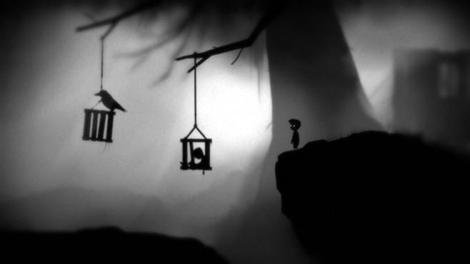 Geschicklichkeitsspiel Limbo: Käfige