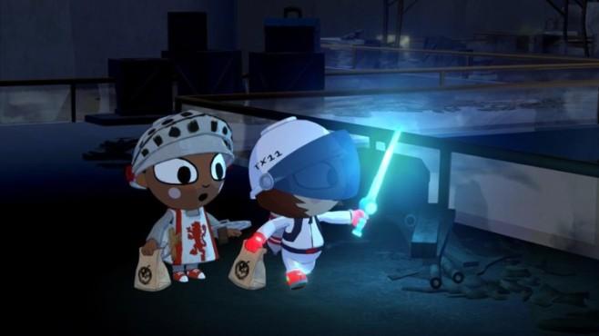Gute Download-Spiele für PS3: Costume Quest ©THQ