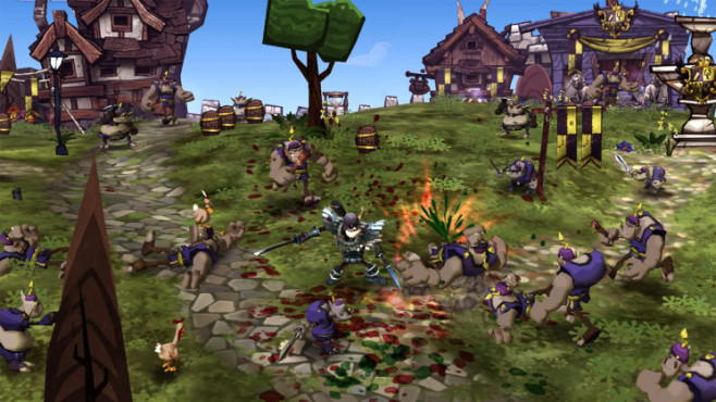 Gute Download-Spiele für PS3: Death Spank ©Electronic Arts