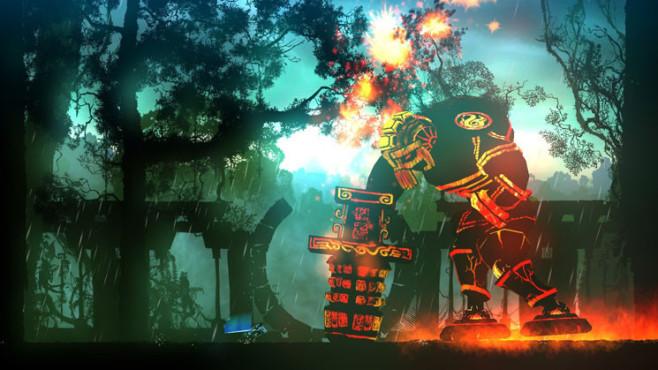 Gute Download-Spiele für PS3: Outland ©Ubisoft