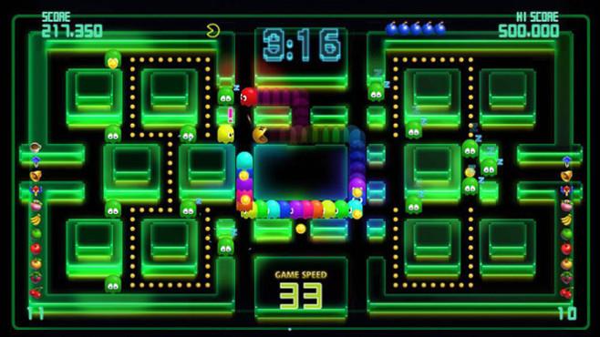 Gute Download-Spiele für PS3: Pac-Man Championship Edition DX ©Namco Bandai