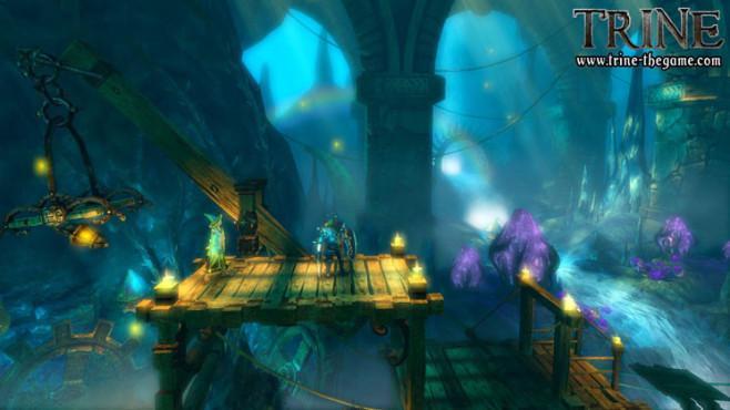 Gute Download-Spiele für PS3: Trine ©Nobilis