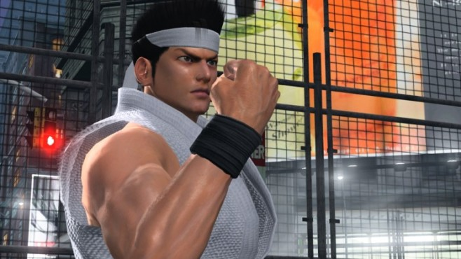 Pr�gelspiel Virtua Fighter 5 � Final Showdown © Sega
