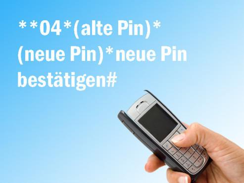 Handycodes: PIN-Nummer ändern ©majivecka, Laschi - Fotolia.com