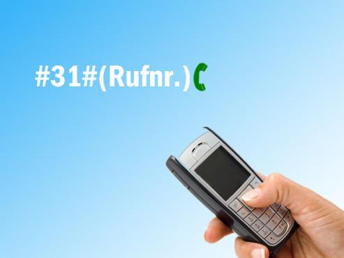 Handycodes: Rufnummerübermittlung ©majivecka, Laschi - Fotolia.com
