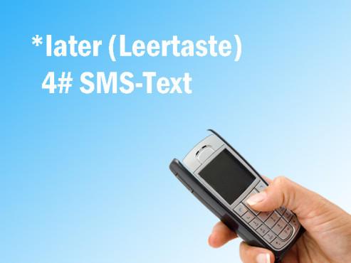 Handycodes: SMS mit Zeitverz�gerung verschicken ©majivecka, Laschi - Fotolia.com