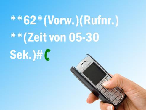 Handycodes: individuelle Rufumleitung ©majivecka, Laschi - Fotolia.com