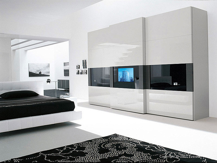 tv beamer und boxen unsichtbar machen bilder. Black Bedroom Furniture Sets. Home Design Ideas