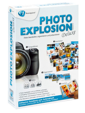 Photo Explosion Deluxe 5 © Avanquest