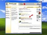ZoneAlarm: Benutzeroberfl�che