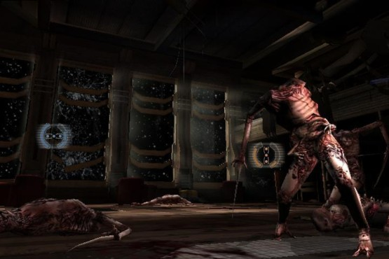 Actionspiel Dead Space Extraction: Kooperationsmodus