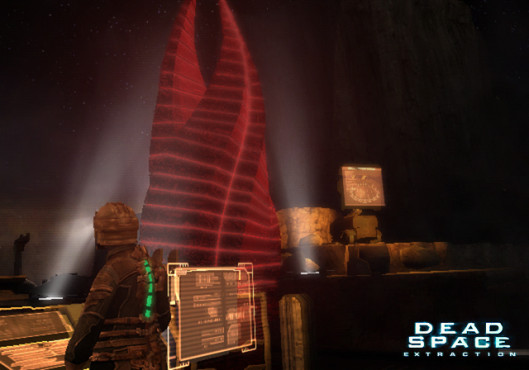 Actionspiel Dead Space Extraction: Obelisk