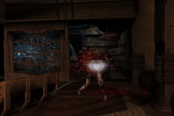 Actionspiel Dead Space Extraction: Plasma-Schneider