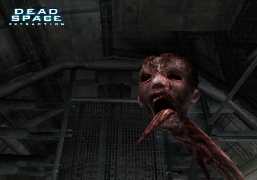 Actionspiel Dead Space Extraction: Schockmomente