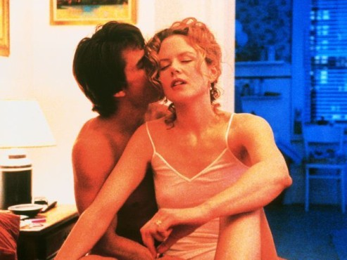 Tom Cruise und Nicole Kidman in Eyes Wide Shut