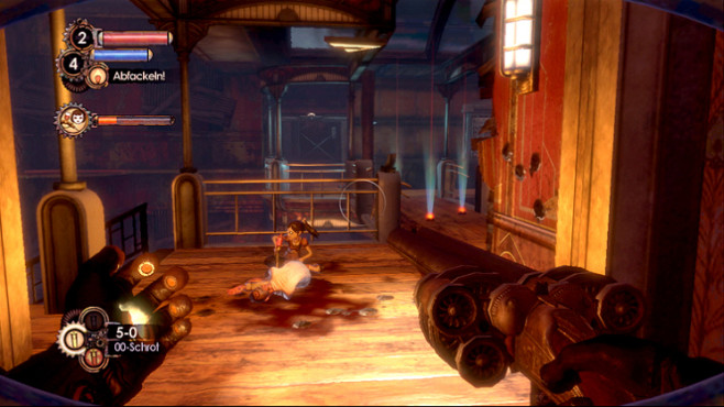 Actionspiel Bioshock 2: Adam-Spender