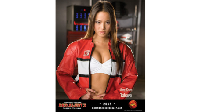 Alarmstufe Rot Babes: Jamie Chung