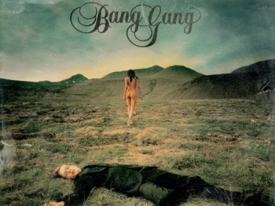 CD-Cover: Bang Gang – Something Wrong