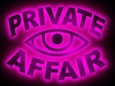 CD-Cover: The Virgins – Private Affair