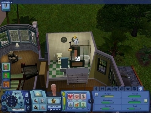 how to get motherlode on sims 3
