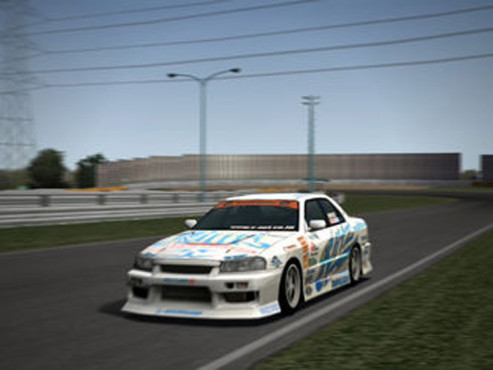 Gran Turismo 4 ©Polyphony Digital