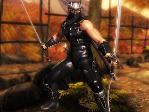 Ninja Gaiden ©Tecmo
