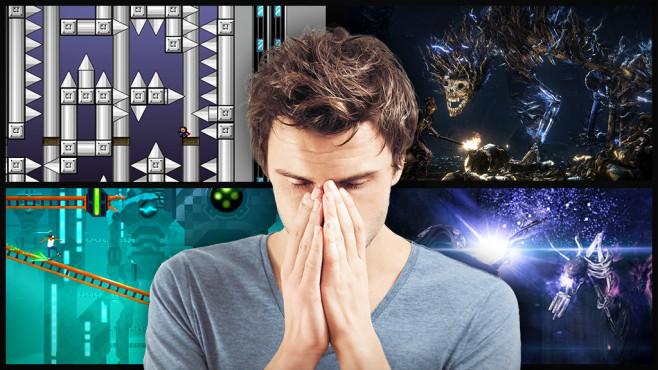 Die schwierigsten Spiele der Geschichte ©COMPUTER BILD SPIELE