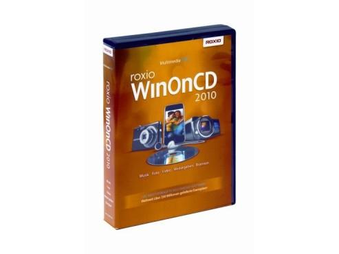 Roxio WinOnCD 2010: Videobearbeitung