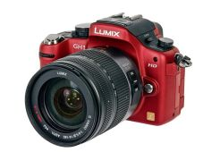 Test: Panasonic Lumix DMC-GH1
