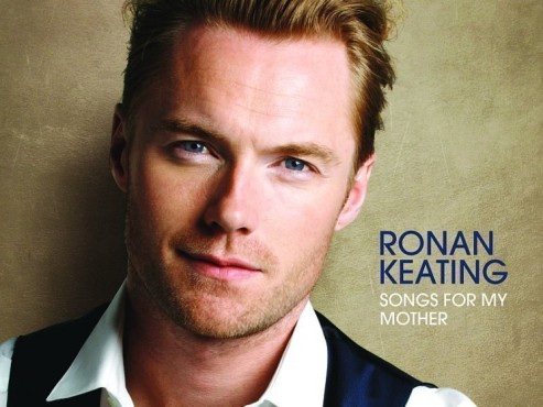 Musik-CD: Ronan Keating – Songs for My Mother
