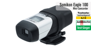 Video zum Testsieger: Mini-Camcorder Somikon Eagle 100