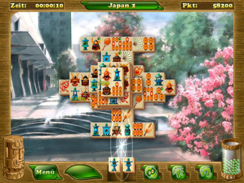 Download des Tages: Mahjongg Artifacts 2