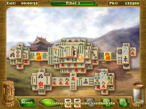 Download der Woche: Mahjongg Artifacts 2