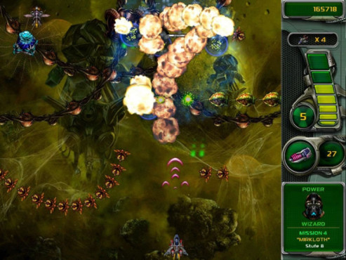 Download des Tages: Galaxy Rebellion 3