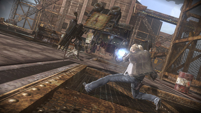 Rollenspiel Resonance of Fate: Kampfsystem