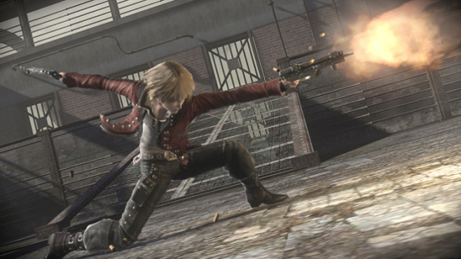 Rollenspiel Resonance of Fate: Tab