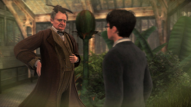 Actionspiel Harry Potter 6: Slughorn