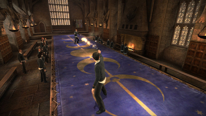 Actionspiel Harry Potter 6: Zaubern