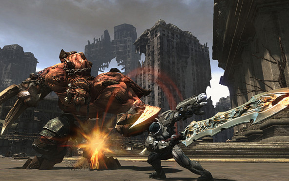Darksiders PS3, Xbox 360: Hieb