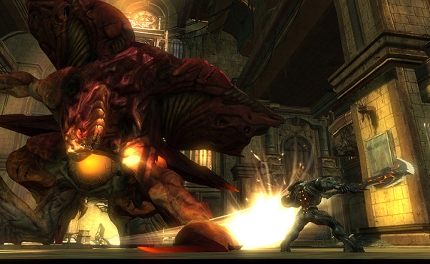 Darksiders PS3, Xbox 360: Monster