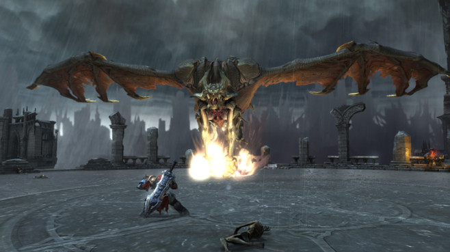 Darksiders PS3, Xbox 360: Tiamat