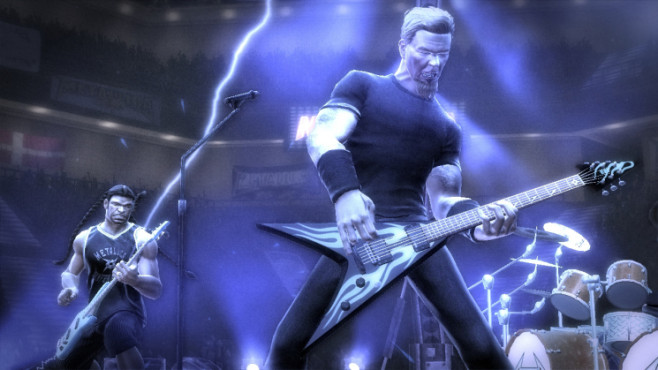 Videospiel Guitar Hero: Metallica