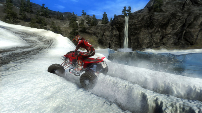 MX vs ATV Reflex: Spurrille