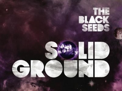 CD-Cover: The Black Seeds – Solid Ground