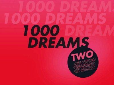 CD-Cover: Miss Kittin & The Hacker – 1000 Dreams